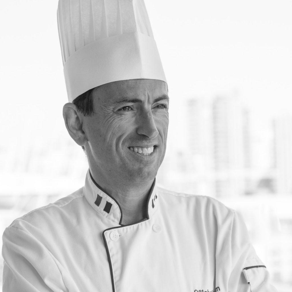 Chef Eric Arrouzé