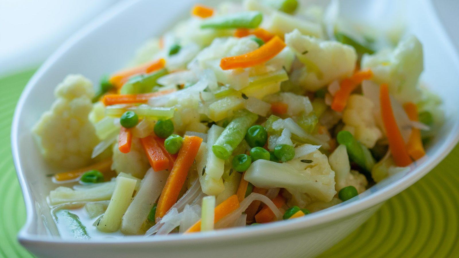 Vegetable Jardiniere Online Culinary School Ocs
