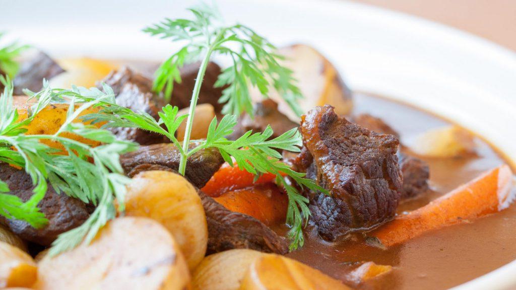 Bistro Beef Stew