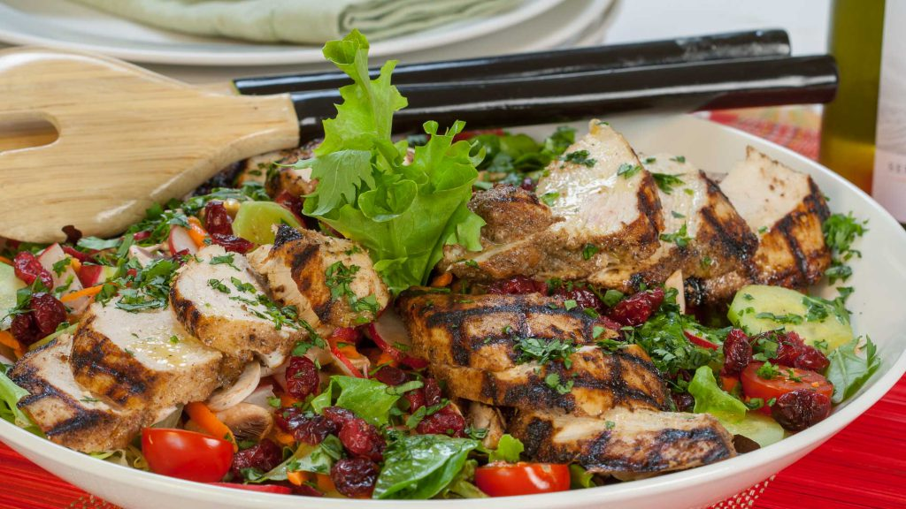 Best Indian Chicken Salad