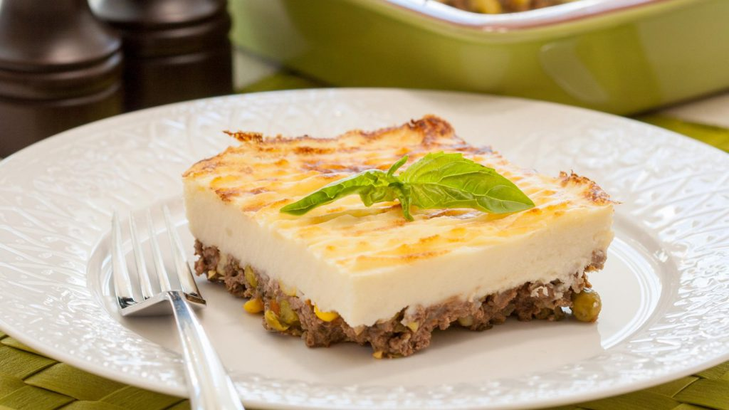 Pâté Chinois - Quebec Shepherds Pie