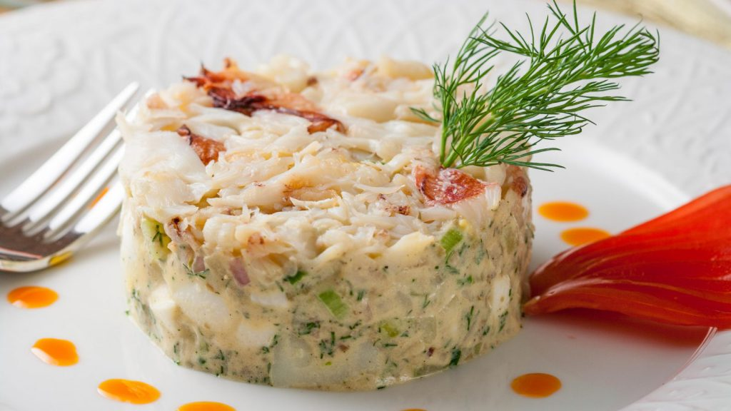 VIP Potato Salad with Sour Cream and Dill