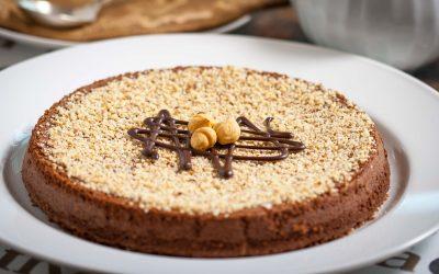 Gluten Free Hazelnut Chocolate Cake
