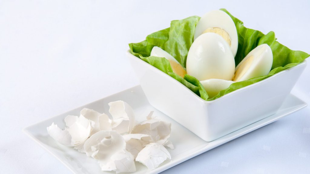Perfect Hard-Boiled Eggs