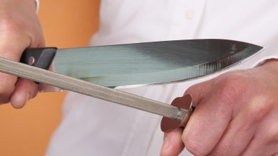 Kitchen Knife Safe Handling